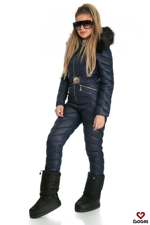 IceCool Bogas Navy Blue Jumpsuit