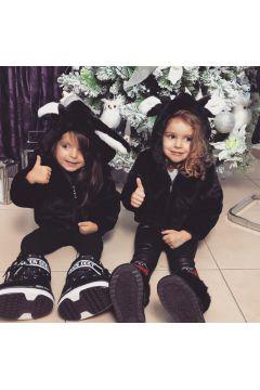 Coppy Bogas Fur Clothes Kids