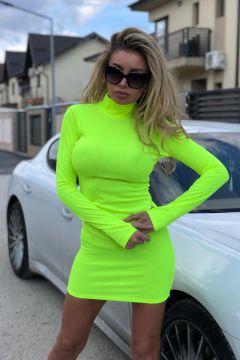 Locka Bogas Yellow Day Dress
