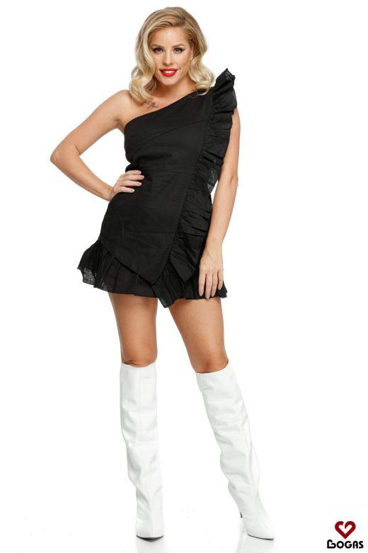 Toffix Bogas Black Day Dress