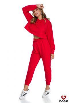 Oracce Bogas Red Suit