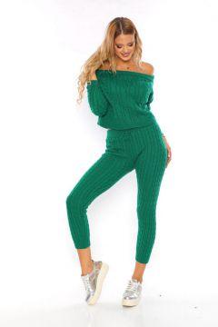 Companny Bogas Green Suit