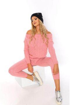 Companny Bogas Pink Suit