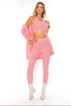 Destinity Bogas Pink Suit