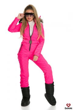 Fasy Bogas Pink Jumpsuit