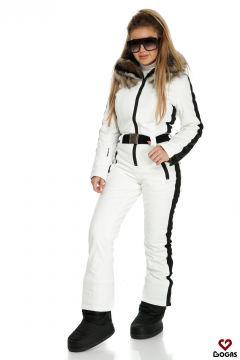 Sedona Bogas White Jumpsuit