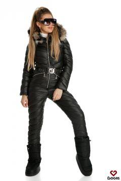 Loocei Bogas Black Jumpsuit
