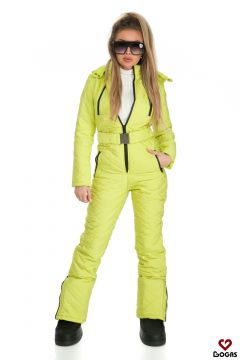 Yfas Bogas Green Jumpsuit