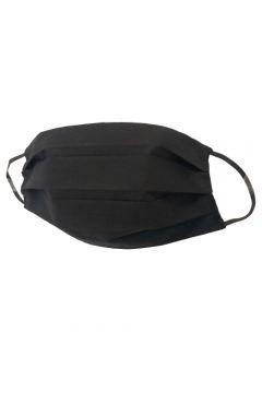 Cotton Bogas Black Mask