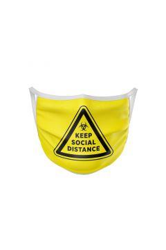Keep Social Distance Bogas Protective Mask