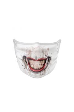 Teeth Bogas White Protective Mask